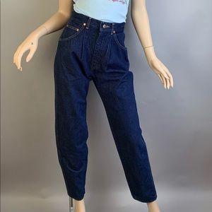 Vintage 80s Lee Pleated Jeans